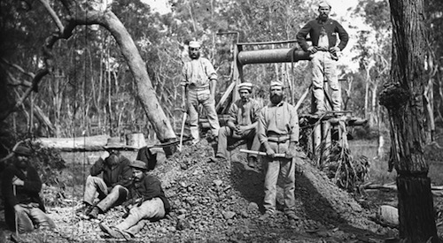 Il drammatico crollo dell'argento del 1893