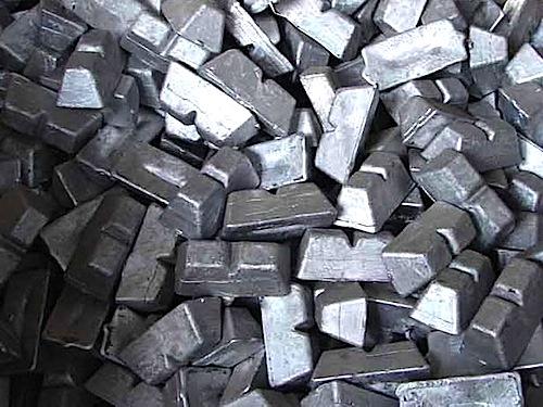 alluminio per deossidazione