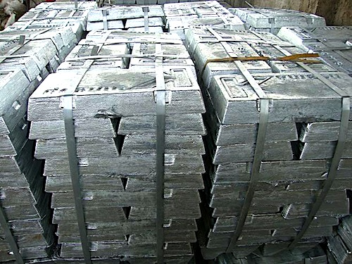zinco primario